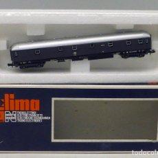 Trenes Escala: VAGÓN EQUIPAJES LIMA N CON CAJA REF 326. Lote 101998947