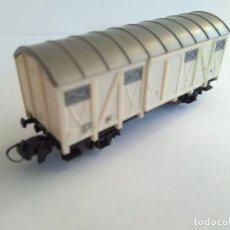 Trenes Escala: LIMA N VAGÓN CARGA CERRADO. SIN CAJA. VÁLIDO EN IBERTREN. Lote 102834967