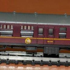 Trenes Escala: COCHE DE LA BRITISH RAILWAYS DE LIMA, ESCALA N.. Lote 104190695