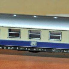 Trenes Escala: COCHE DE VIAJEROS DE 1ª CLASE DE LA DB DE LIMA, ESCALA N. Lote 109041363