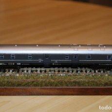 Trenes Escala: VAGON FURGÓN TREN EXPRESO FS FERROCARRILES ITALIANOS. LIMA ESCALA N. Lote 109356987