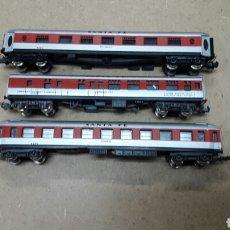 Trenes Escala: 3 COCHES N AMERICANOS LIMA PULLMAN,POSTAL Y COACH ENVIO INCLUIDO. Lote 113603440