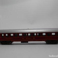 Trenes Escala: VAGÓN CAMAS ESCALA N DE LIMA . Lote 118464615