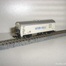Trenes Escala: LIMA N FRIGORÍFICO (CON COMPRA DE 5 LOTES O MAS ENVÍO GRATIS). Lote 119890439
