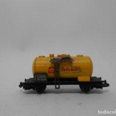 Trenes Escala: VAGÓN CISTERNA ESCALA N DE LIMA . Lote 120323511