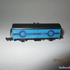 Trenes Escala: VAGÓN REFRIGERADO TRANSFESA EN ESCALA *N* DE LIMA. Lote 121099231