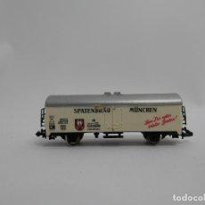 Trenes Escala: VAGÓN CERRADO ESCALA N DE LIMA . Lote 126729043