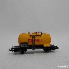 Trenes Escala: VAGÓN CISTERNA ESCALA N DE LIMA . Lote 126729107