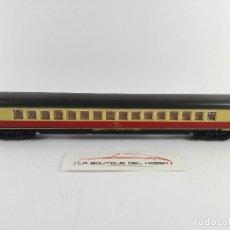 Trenes Escala: VAGON DE PASAJEROS 1º CLASE 61 80 19 TRANS EUROP EXPRESS RHEINGOLD DB LIMA ESCALA N. Lote 126985287