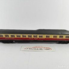 Trenes Escala: VAGON RESTAURANTE 61 80 88 TRANS EUROP EXPRESS RHEINGOLD DB LIMA ESCALA N. Lote 126985611