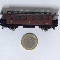 Trenes Escala: TREN BAGON LIMA ITALY ESCALA N. Lote 133672477
