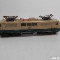 Trenes Escala: LOCOMOTORA ELECTRICA DE LA DB ESCALA N DE LIMA . Lote 133823962