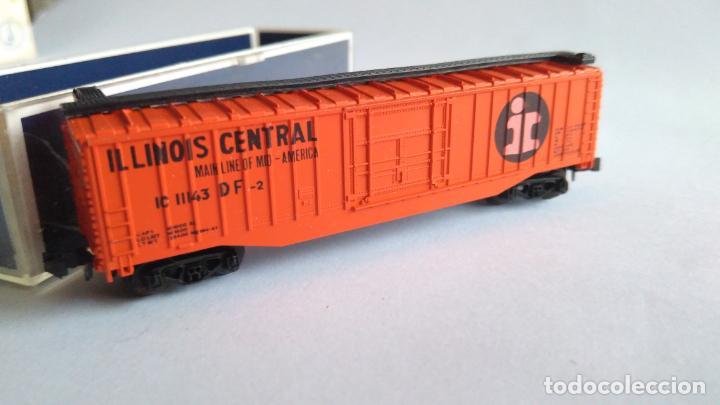 Trenes Escala: LIMA N VAGÓN CARGA CERRADO. EN CAJA - Foto 2 - 139493306