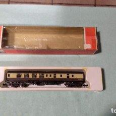 Trenes Escala: VAGON EN CAJA. Lote 140633174