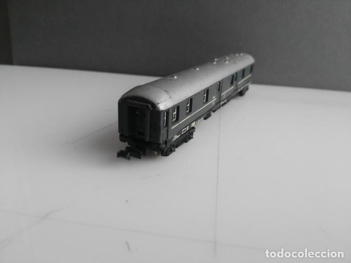 Trenes Escala: antiguo vagon lima escala n - Foto 2 - 140777078
