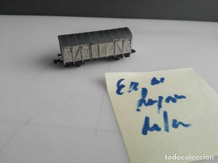 Trenes Escala: antiguo vagon lima escala n - Foto 5 - 140777218