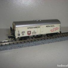 Trenes Escala: LIMA N CERRADO CERVECERO (CON COMPRA DE CINCO LOTES O MAS ENVÍO GRATIS). Lote 142584194