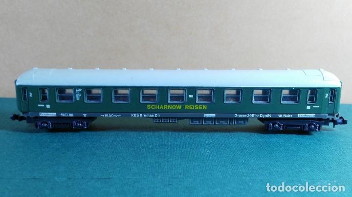 N - LIMA - VAGON DE PASAJEROS DE 2ª CLASE (Juguetes - Trenes a Escala N - Lima N)