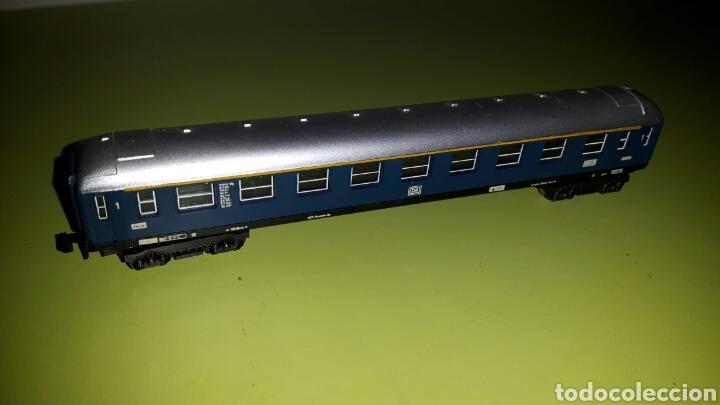 Trenes Escala: Vagón de pasajeros Lima DB escala N - Foto 2 - 145769028