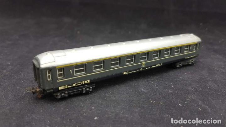 LIMA 32 0301 FS GRIS 1RA CLASE, ESCALA N (Juguetes - Trenes a Escala N - Lima N)