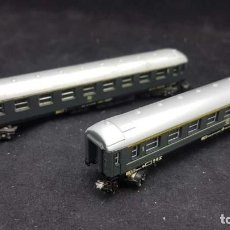 Trenes Escala: LIMA 310 VAGONES PASAJERO DB 1RA CLASE ESCALA N. Lote 152876298