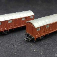 Trenes Escala: LIMA 13900 DB, VAGONES EUROP (GMHS 53) ESCALA N. Lote 153074926