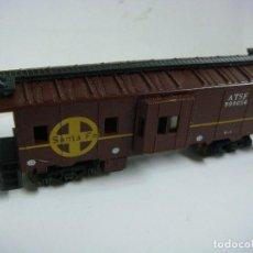 Trenes Escala: VAGON DE MERCANCIAS SANTA FE ESCALA N--Nº-48. Lote 159892206