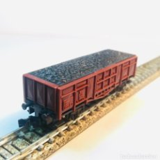 Trenes Escala: LIMA N VAGON 404 CARBON (128). Lote 165895818