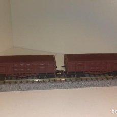 Trenes Escala: LIMA N 2 BORDES ALTO (CON COMPRA DE 5 LOTES O MAS, ENVÍO GRATIS). Lote 169204540