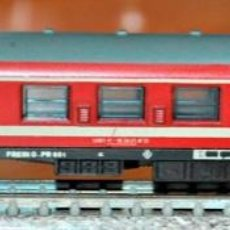 Trenes Escala: COCHE DE VIAJEROS 4 EJES 1ª CLASE TIPO CAPITOLE DE LIMA. ESCALA N, COMPATIBLE IBERTREN.. Lote 170023676