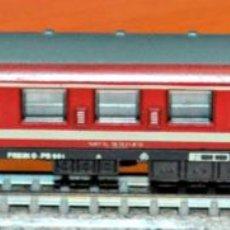 Trenes Escala: COCHE DE VIAJEROS 4 EJES 1ª CLASE TIPO CAPITOLE DE LIMA. ESCALA N, COMPATIBLE IBERTREN.. Lote 170023992