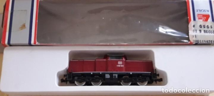 LIMA 220208G ESCALA N, LOCOMOTORA, A ESTRENAR EN SU EMBALAJE ORIGINAL (Juguetes - Trenes a Escala N - Lima N)