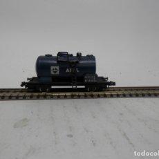 Trenes Escala: VAGÓN CISTERNA ARAL ESCALA N DE LIMA . Lote 175957818