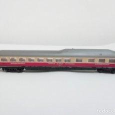 Trenes Escala: LIMA N VAGÓN RESTAURANTE TRANS EUROP EXPRESS SPEISEWAGEN PERFECTO ESTADO. Lote 176728398