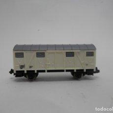 Trenes Escala: VAGÓN CERRADO ESCALA N DE LIMA . Lote 177494803