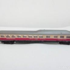 Trenes Escala: LIMA N 163900 SET DE VAGONES 3X TRANS EUROP EXPRESS TEE DB PERFECTO ESTADO. Lote 182651468