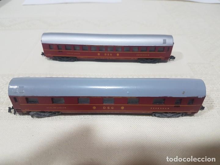 CONJUNTO VAGONES LIMA (Juguetes - Trenes a Escala N - Lima N)