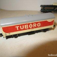 Trenes Escala: VAGON LIMA EN MUY BUEN ESTADO,REGALADO. Lote 186452310