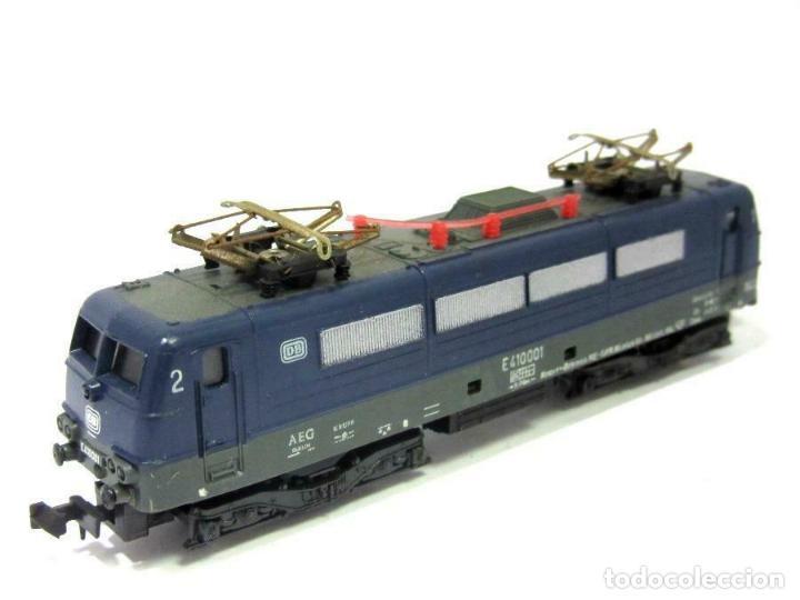Trenes Escala: Escala N de Lima - locomotora eléctrica - No. 410001 - - Foto 3 - 188607885