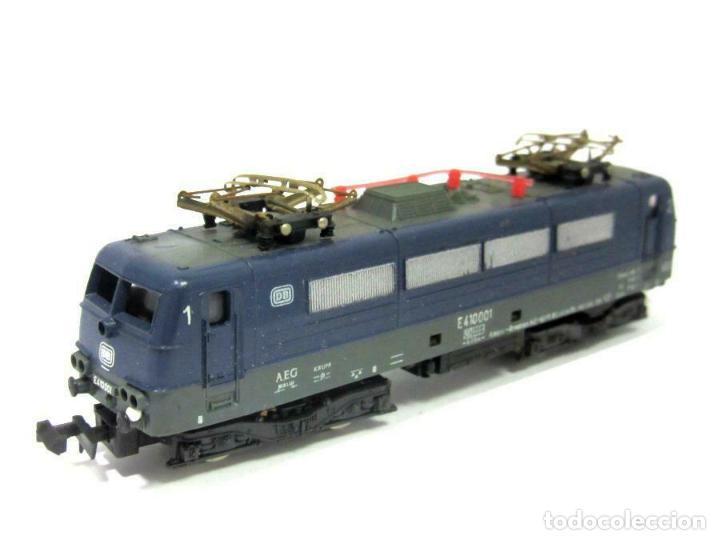 Trenes Escala: Escala N de Lima - locomotora eléctrica - No. 410001 - - Foto 4 - 188607885