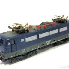Trenes Escala: ESCALA N DE LIMA - LOCOMOTORA ELÉCTRICA - NO. 410001 -. Lote 188607885