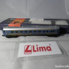 Trenes Escala: VAGÓN CAMAS ESCALA N DE LIMA . Lote 191841096