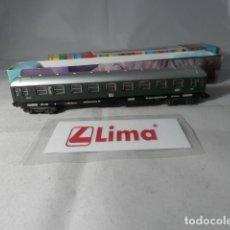 Trenes Escala: VAGÓN PASAJEROS DE LA DB ESCALA N DE LIMA . Lote 191841968