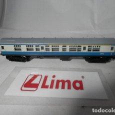 Trenes Escala: VAGÓN PASAJEROS ESCALA N DE LIMA . Lote 192376673