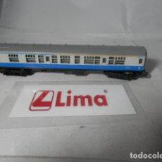 Trenes Escala: VAGÓN PASAJEROS ESCALA N DE LIMA . Lote 192376802
