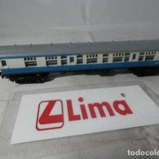 Trenes Escala: VAGÓN PASAJEROS ESCALA N DE LIMA . Lote 192376892