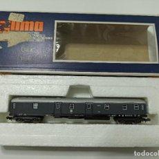 Trenes Escala: VAGÓN PASAJEROS TOUROPA LIMA - 302. Lote 193356765