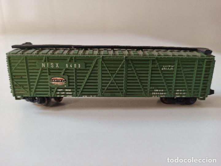 VAGON CERRADO NISX 5403 REF. 422 (Juguetes - Trenes a Escala N - Lima N)
