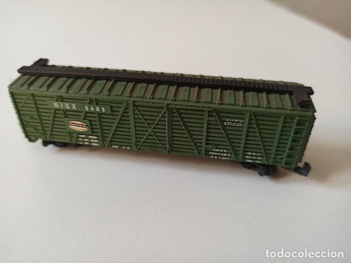 Trenes Escala: VAGON CERRADO NISX 5403 Ref. 422 - Foto 2 - 193419916