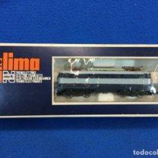 Trenes Escala: LIMA E444 001 - TARTARUGA - LOCOMOTORE PER TRENO SCALA N CON SCATOLA. Lote 193737452